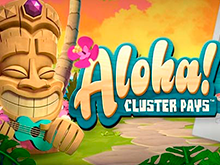 Игровой азартный аппарат Aloha Cluster Pays от NetEnt