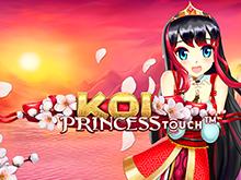 Игровой аппарат Принцесса Кои
