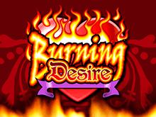 Игровой слот Burning Desire